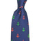 Anchor Necktie - Port & Starboard, Printed Silk - SummerTies