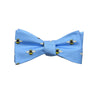 Bee Bow Tie - Printed Silk - SummerTies
