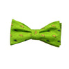 Beaver Bow Tie - Light Beaver, Printed Silk - SummerTies