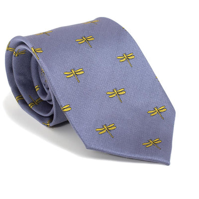 Dragonfly Necktie - SummerTies  - 1