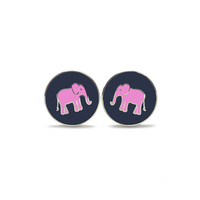 Elephant Cufflinks - SummerTies  - 2