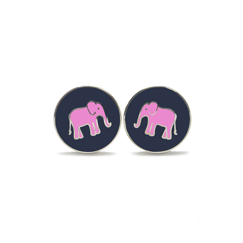 Elephant Cufflinks - SummerTies