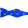 Horseshoe Crab Bow Tie - Blue - SummerTies  - 3