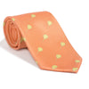 Horseshoe Crab Necktie - Orange - SummerTies