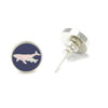 Humpback Whale Earrings - SummerTies