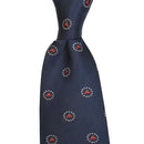 Martha's Vineyard 4th of July Necktie - Woven Silk - SummerTies
