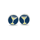 Martini Earrings - SummerTies