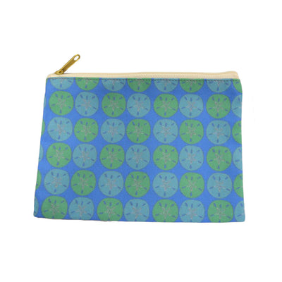 Sand Dollar Accessory Pouch - SummerTies