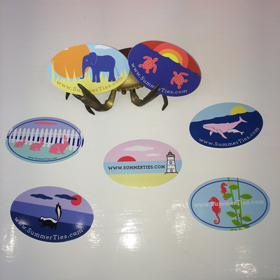 SummerTies Stickers - SummerTies  - 1