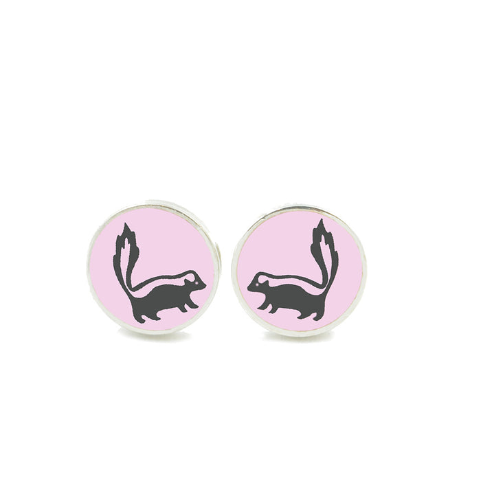 Skunk Earrings - SummerTies