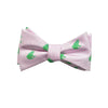 Frog Bow Tie - Pink - SummerTies