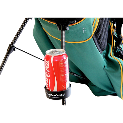 The Can Caddy a Golf Bag Drink Holder - SummerTies