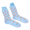 Trout Socks - Men's Mid Calf Long - SummerTies  - 3