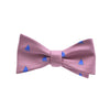Catboat Bow Tie - Pink - SummerTies