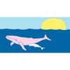 Humpback Whale Towel - SummerTies