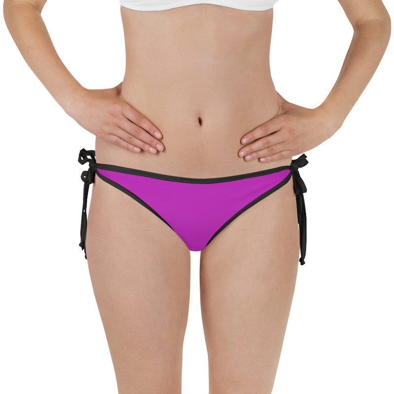Bikini Bottom - Bright Purple - SummerTies