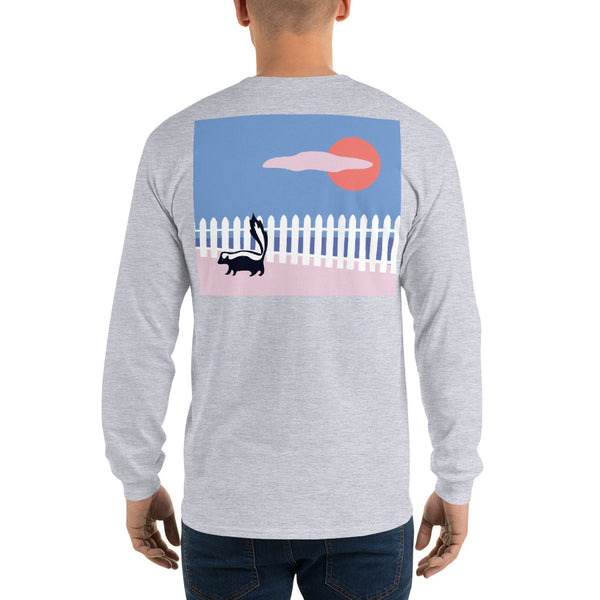 Skunk II Long Sleeve T-Shirt - Multiple Colors - SummerTies