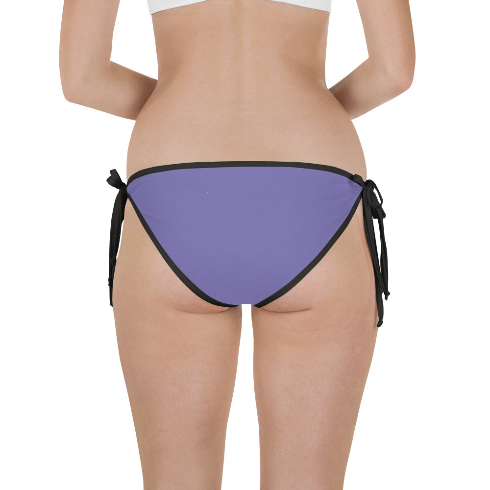 Bikini Bottom - Purple - SummerTies