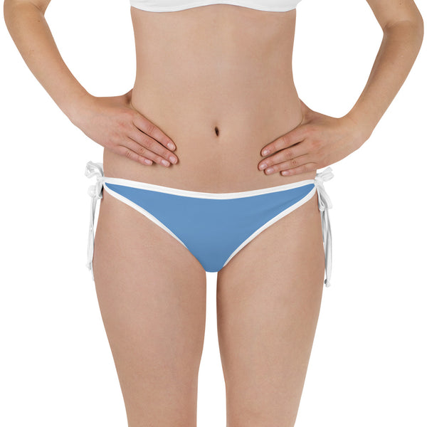 Bikini Bottom - Blue - SummerTies