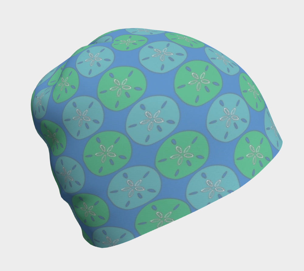 Sand Dollar Winter Beanie - SummerTies