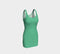 Solid Bodycon Dress - Light Green
