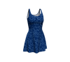 Anchor Dream Flare Dress - Navy - SummerTies