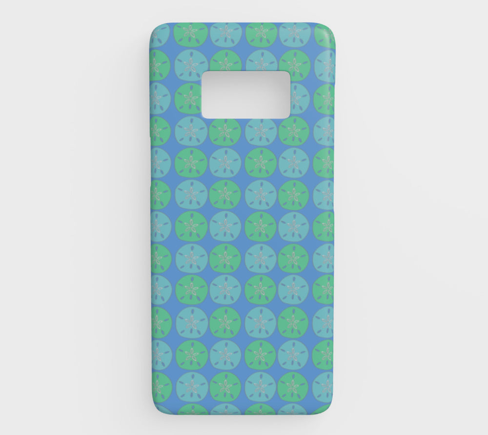 Sand Dollar Cell Phone Case Galaxy S8