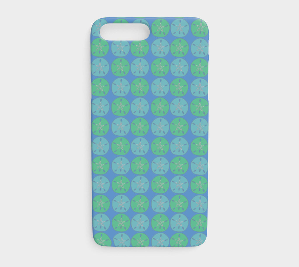 Sand Dollar Cell Phone Case iPhone 7Plus / 8Plus - SummerTies