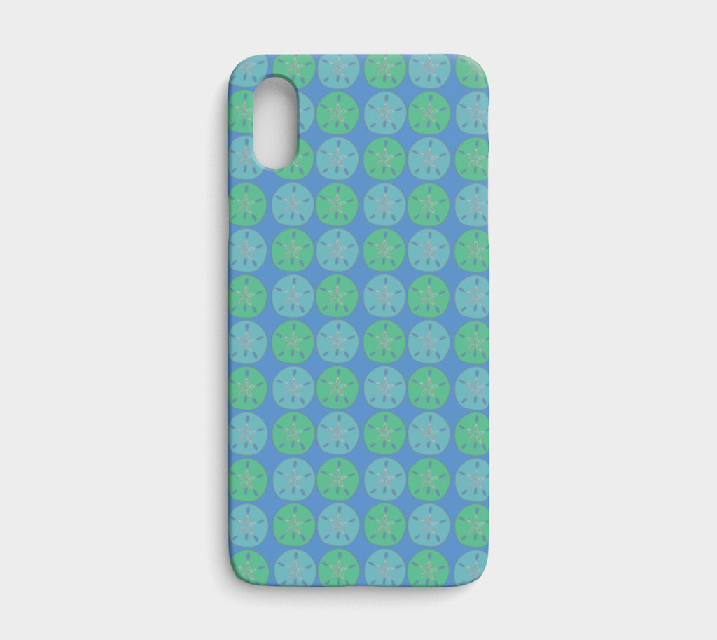 Sand Dollar Cell Phone Case iPhone X / XS
