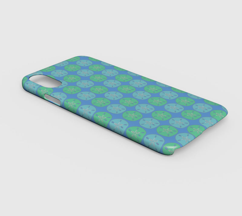 Sand Dollar Cell Phone Case iPhone XR