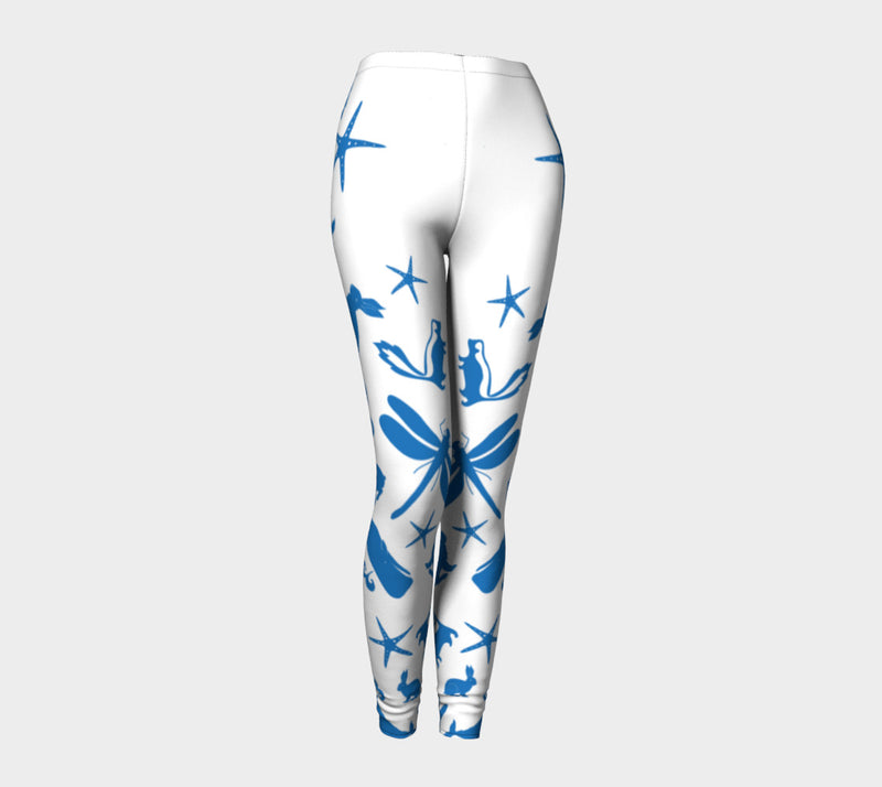 Multi Creature Adult Leggings - SummerTies