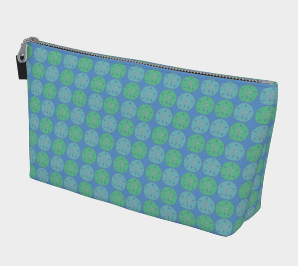 Sand Dollar Makeup Bag - SummerTies