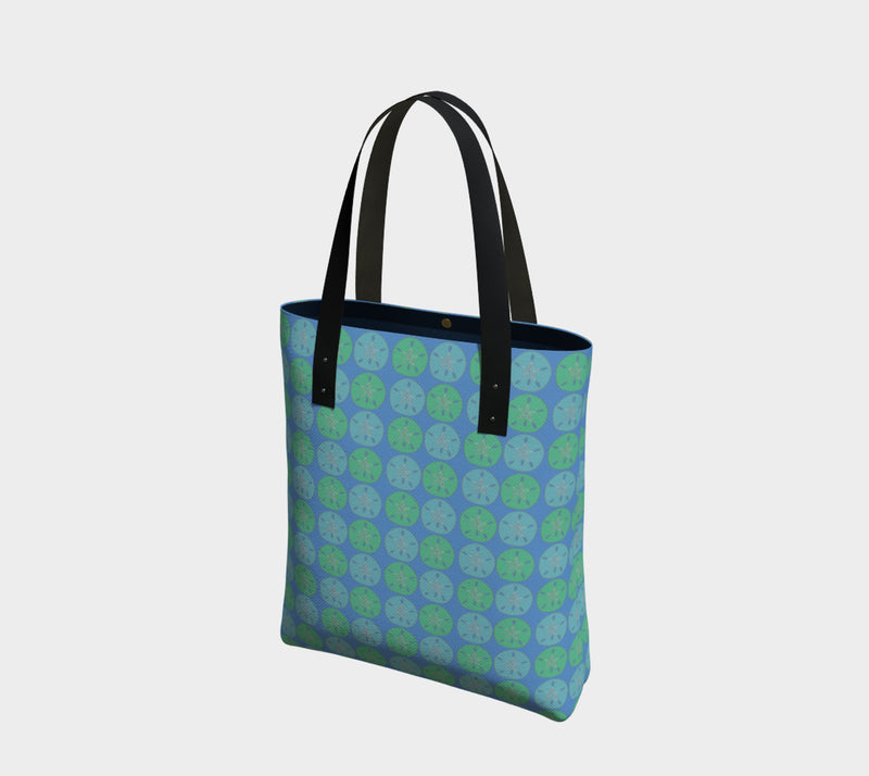 Sand Dollar Tote Bag - SummerTies