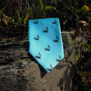 Skunk Necktie - Sea Green, Woven Silk - SummerTies