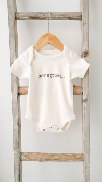 Homegrown Onesie