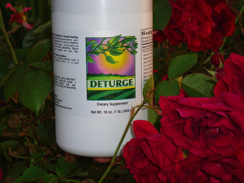 Deturge - The Ultra Detergent for the Body