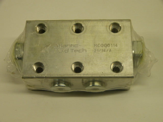 Outrigger Lock Valve -83HD