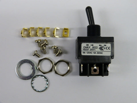Toggle Switch, Chassis