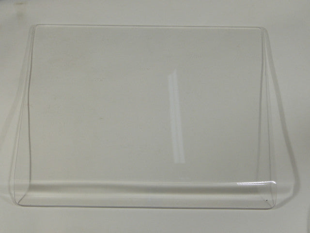 Plexiglass Basket Control Cover