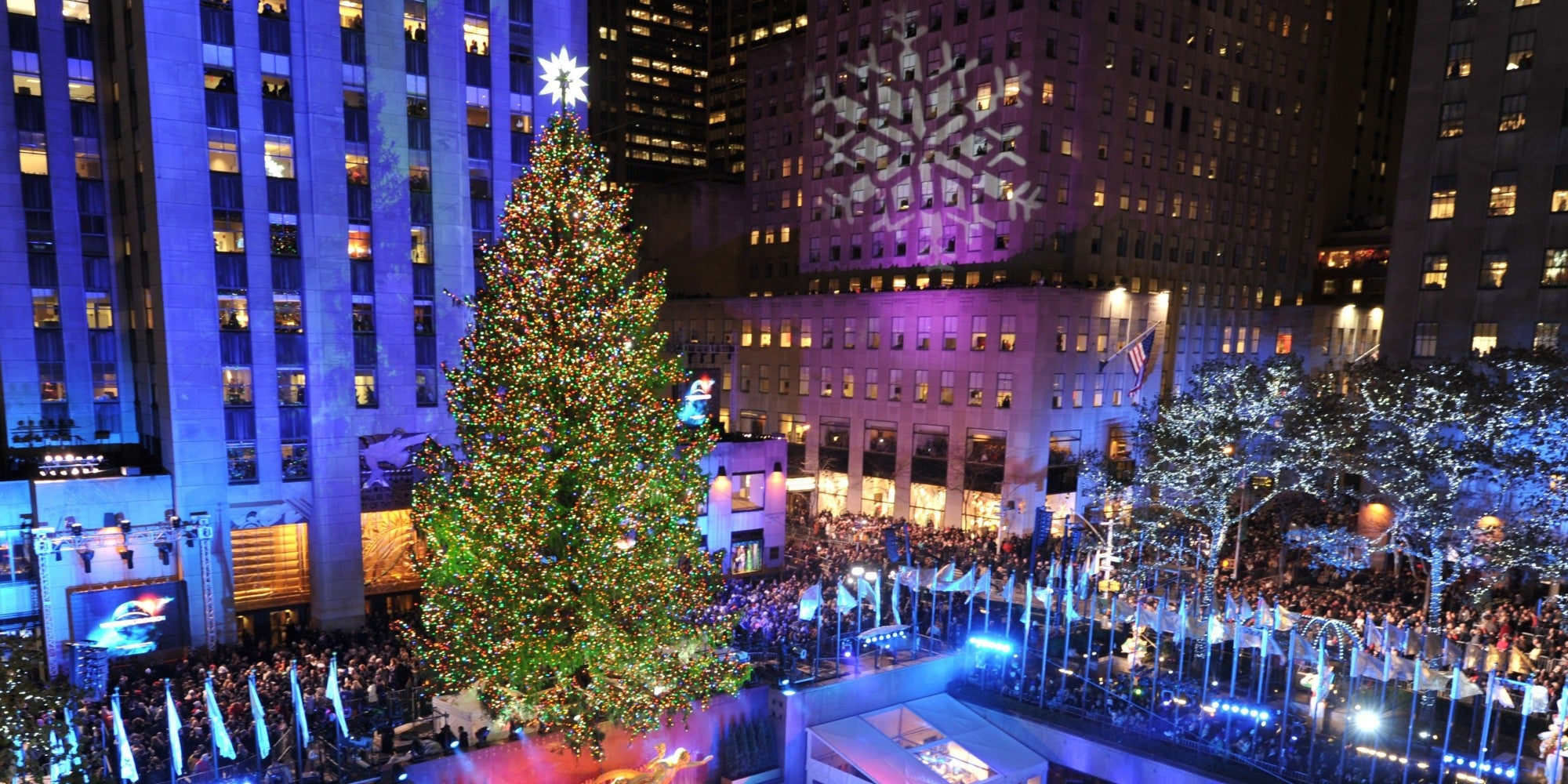 Albero del Rockefeller Center