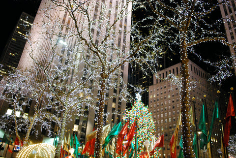 Albero a New York Rockefeller Center