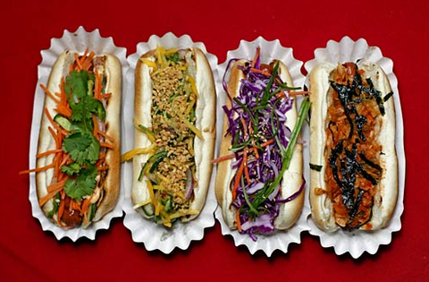Asia Dog hot-dogs