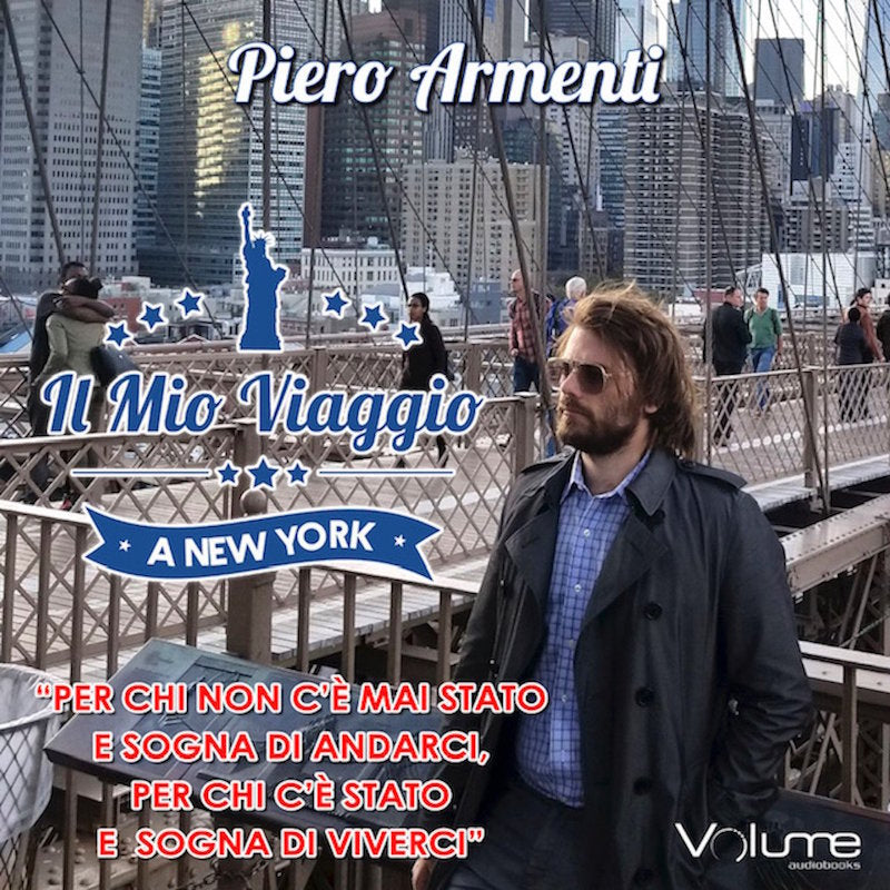 La mia serie audio su New York