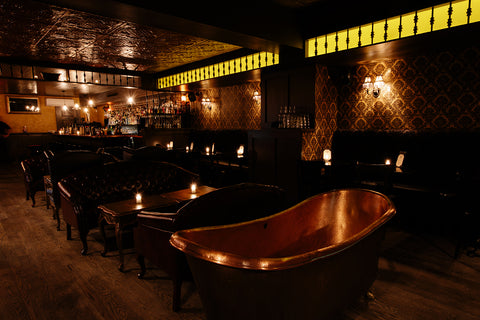 Bathtub Gin a New York