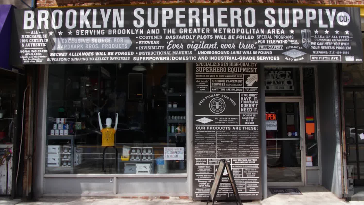 Brooklyn Superhero Supply Co.