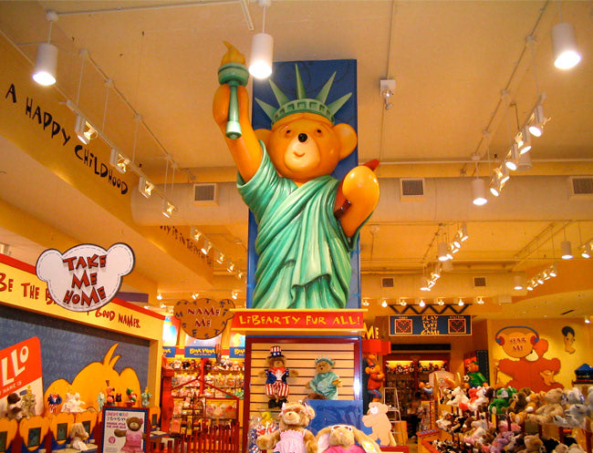 Build a Bear a New York