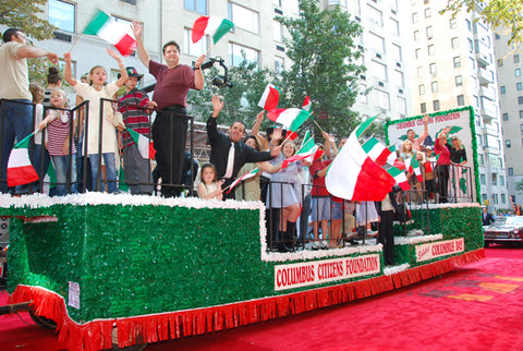 Carro Columbus Day Parade