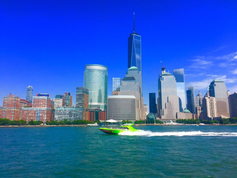 Tour sulla beast speedboat a New York