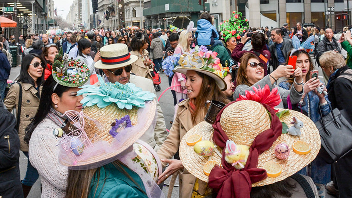 Easter Parade Bonnet