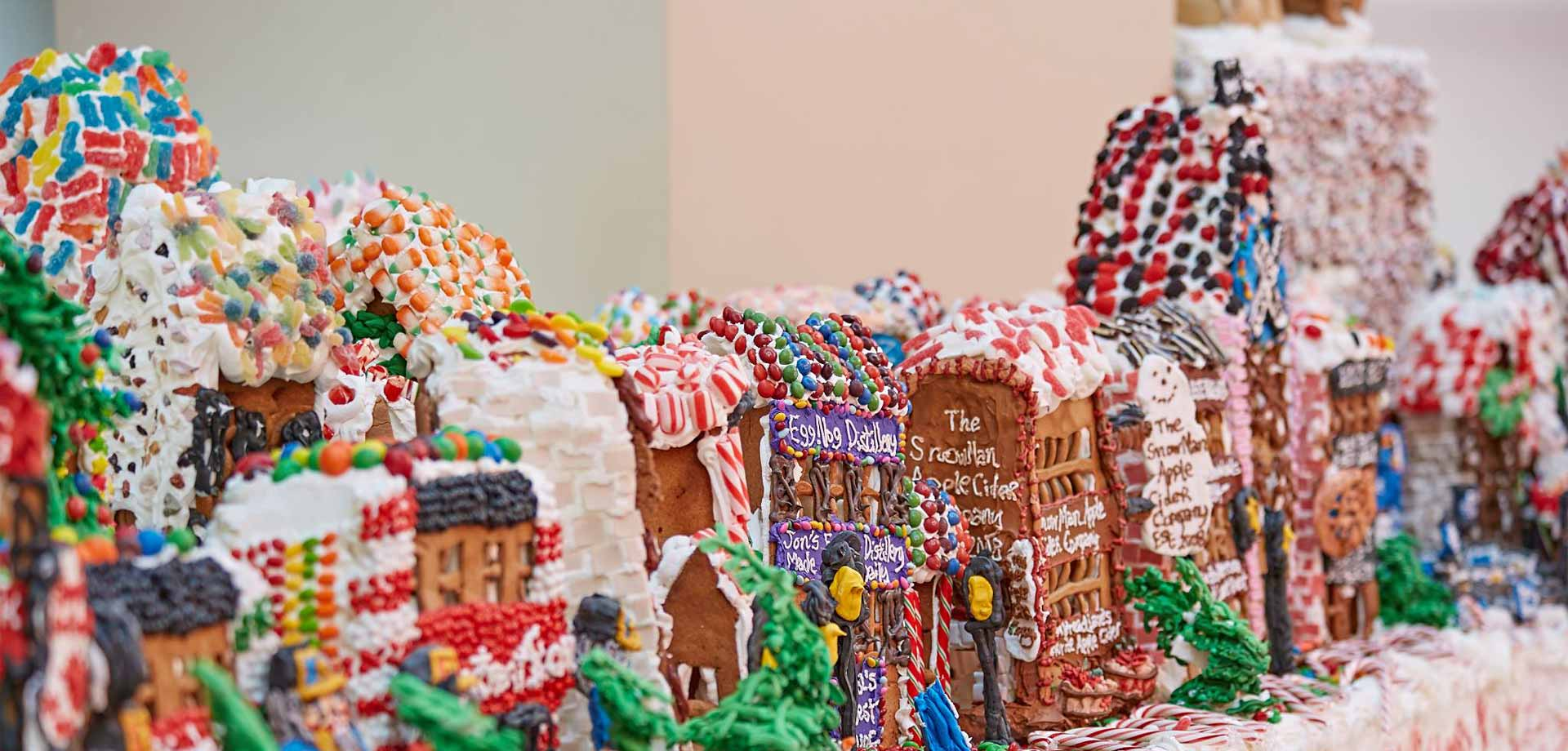 Gingerbread Lane 2018